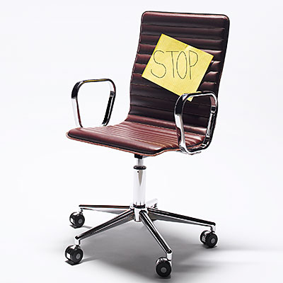 chair stop